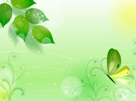 light green flower wallpaper - photo #15