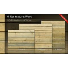 ハイクオリティーな木のテクスチャ素材