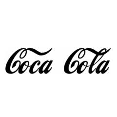 コカコーラで使用されているフォントCoca Cola ii