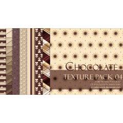 茶系のチョコレートテクスチャ素材