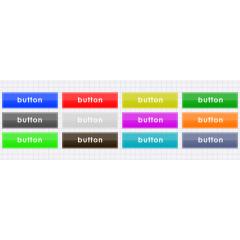 さりげない光沢感のシンプルだけどきれいなボタンの作り方