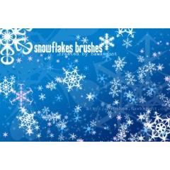 冬を楽しもう!雪でデザインを楽しめる photoshop ブラシ素材