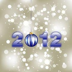 NEW YEAR 2012 壁紙素材