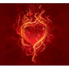 メラメラと燃える気持ちをバレンタインデーにぶつけよう!