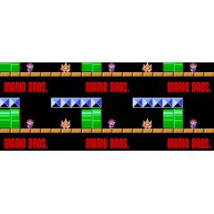 懐かしのファミコンゲームのテクスチャ素材